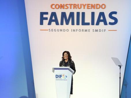 Vida digna para las familias poblanas: Dinorah López de Gali