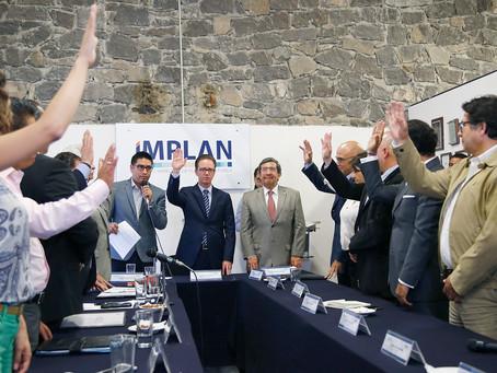 José Luis Soberanes Reyes nuevo Coordinador General del Implan
