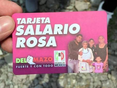 """LOS CEREBROS DETRÁS DEL """"SALARIO ROSA"""" EN EDOMEX"""