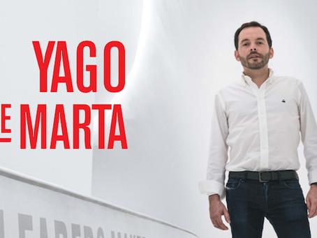 YAGO DE MARTA EL DISCURSO DE LOS NUEVOS TIEMPOS