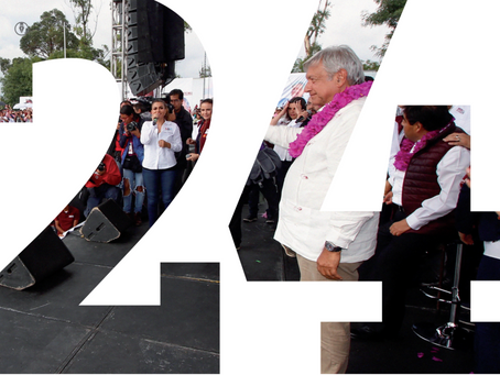 24 enseñanzas de la campaña presidencial en México