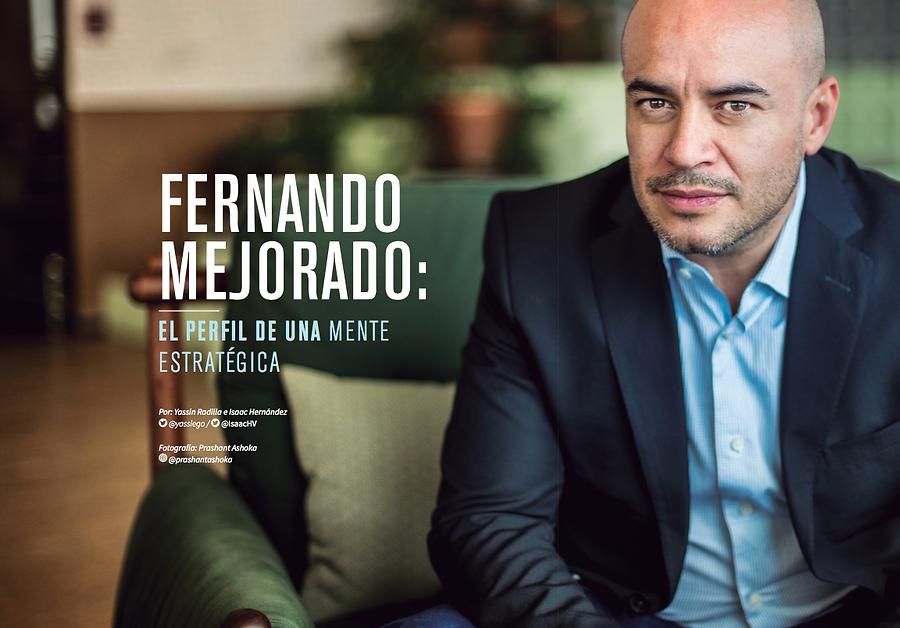 FERNANDO MEJORADO: EL PERFIL DE UNA MENTE ESTRATÉGICA | Campaigns ...