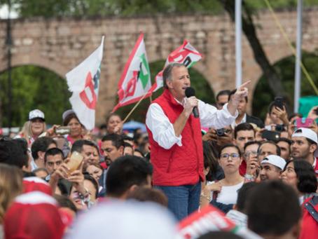 La soberbia electoral es la mejor receta para perder: José Antonio Meade