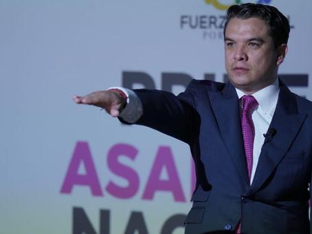Primera Asamblea Nacional Fuerza México