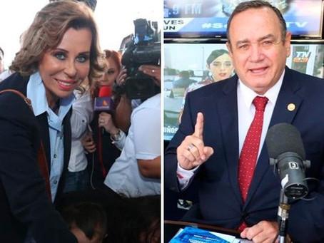 ESTOS SON LOS CONSULTORES QUE ESTÁN EN LA PRESIDENCIAL DE GUATEMALA