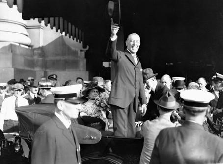 Cuando el presidente Wilson y las ovejas de la Casa Blanca se contagiaron de la 'gripe española'