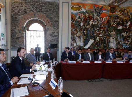 PRESIDENTES MUNICIPALES DE LA ZONA METROPOLITANA SE SUMAN A LA MESA DE SEGURIDAD Y JUSTICIA