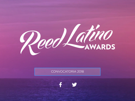 CONVOCATORIA REED LATINO 2018
