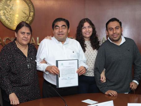 Barbosa agradece a los poblanos su voto