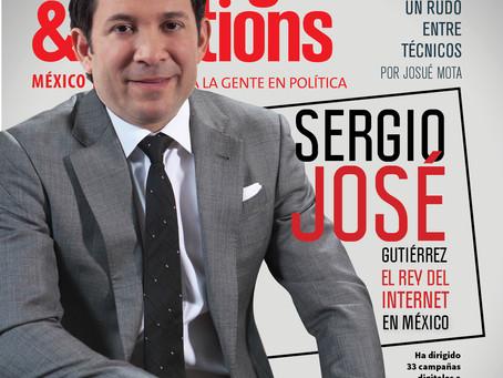 La Entrevista. Sergio José Gutierrez. EL MAQUIAVELO DIGITAL en MÉXICO