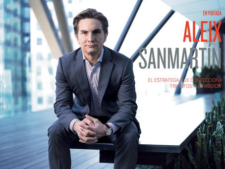 ALEIX SANMARTÍN, EL HOMBRE QUE CONFECCIONA ESTRATEGIAS 'A LA MEDIDA'