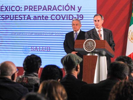 La comunicación del gobierno ante el Covid-19