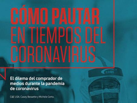 CÓMO PAUTAR EN TIEMPOS DEL CORONAVIRUS