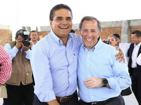 Silvano Aureoles, Gobernador de Michoacán por el PRD, suma su apoyo a José Antonio Meade