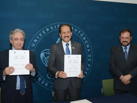 BUAP Y UNAM ESTABLECEN SINERGIAS PARA FORTALECER LA CULTURA DEMOCRÁTICA