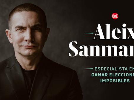 ALEIX SANMARTIN. Especialista en ganar elecciones imposibles