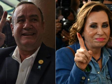 PRESIDENTE DE GUATEMALA EXHORTA A LA POBLACIÓN A VOTAR POR BAJA ASISTENCIA EN LA JORNADA