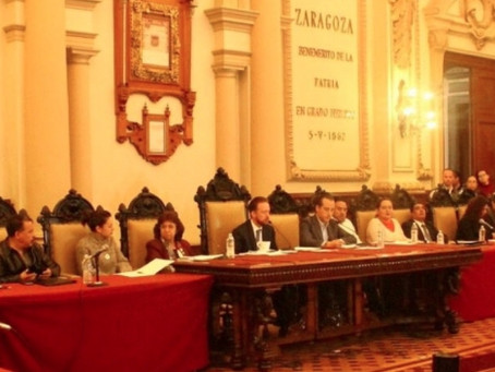 EL PRESIDENTE MUNICIPAL LUIS BANCK ENCABEZÓ SESIÓN EXTRAORDINARIA DE CABILDO
