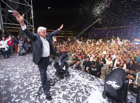 Los datos detrás del apoyo a López Obrador