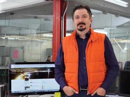 Sergio Zaragoza.El estratega digital