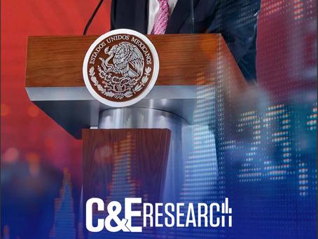 Aprobación de Andrés Manuel López Obrador. Febrero 2020. C&E Research.