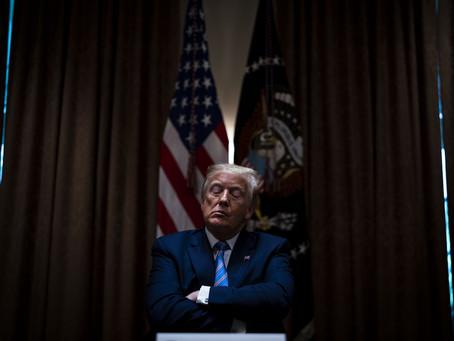 Trump puede aceptar los resultados pero nunca admitir que perdió, dicen sus asistentes