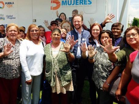 EL GOBIERNO MUNICIPAL CONTINÚA ACERCANDO SERVICIOS GRATUITOS A LAS JUNTAS AUXILIARES