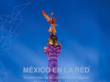 TENDENCIAS DE LA CONVERSACIÓN DIGITAL: REUNIÓN AMLO-TRUMP, DETENCIÓN CÉSAR DUARTE. 7 AL 9 julio