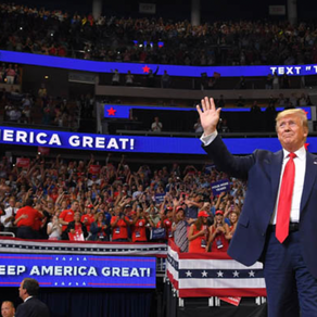 TRUMP GANA. Keep America Great: ganar evitando pérdidas. (1era parte)