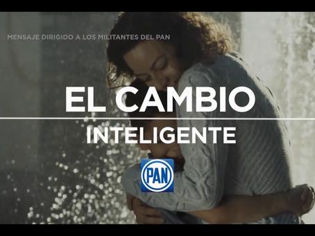 PAN plagia slogan del Partido Ciudadanos de España