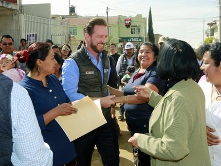 EL GOBIERNO MUNICIPAL DE PUEBLA TRABAJA DE AFUERA HACIA ADENTRO PARA CONECTAR A LAS FAMILIAS CON EL