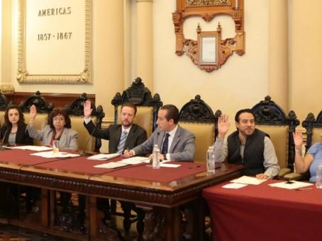 EL CABILDO DE PUEBLA APROBÓ LA MINUTA PROYECTO DE DECRETO PARA MODIFICAR EL ARTÍCULO 3 DE LA CONSTIT