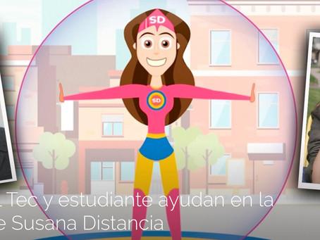 """Los publicistas detrás de """"Susana Distancia"""""""