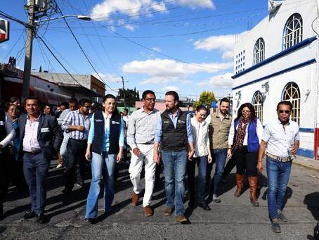 EN SAN FELIPE HUEYOTLIPAN SE FORTALECE LA SEGURIDAD CON NUEVA PATRULLA Y LA INSTALACIÓN DEL COMITÉ 4