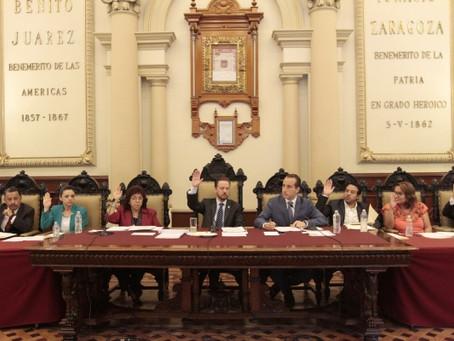 REGIDORES DEL AYUNTAMIENTO APROBARON ACCIONES PARA SEGUIR IMPULSANDO EL DESARROLLO DE LA CIUDAD