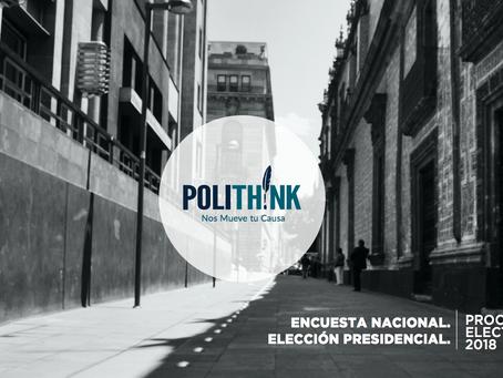 Encuesta nacional sobre la elección presidencialPolithink