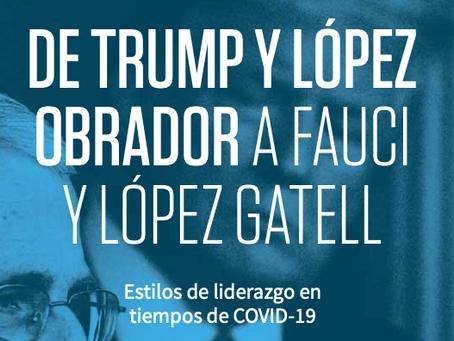 DE TRUMP Y LÓPEZ OBRADOR A FAUCIY LÓPEZ GATELL