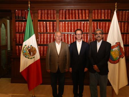Panamá y El salvador fortalecen lazos con Puebla