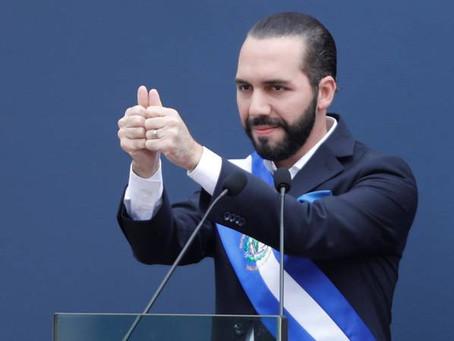 Nayib Bukele, el presidente que gobierna El Salvador a golpe de tuit