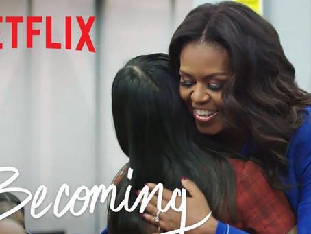 BECOMING: MI HISTORIA, el documental de Netflix sobre la intimidad de Michelle Obama