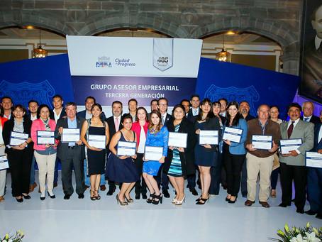 Gobierno Municipal junto con empresarios impulsa el talento e innovación de jóvenes emprendedores