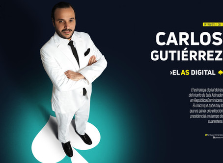 CARLOS GUTIÉRREZ. EL AS DIGITAL