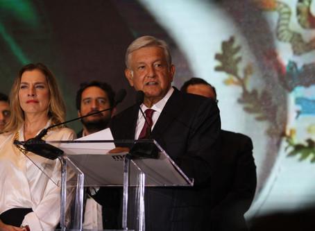 Recibe AMLO felicitaciones de diversas naciones, organismos internacionales; habla con mandatarios d