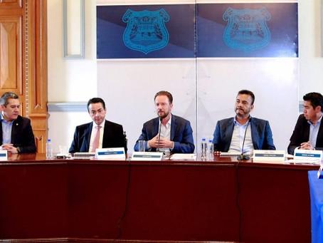 CON TRABAJO COORDINADO SE CONTINÚA DISMINUYENDO LA INCIDENCIA DELICTIVA EN LA CIUDAD