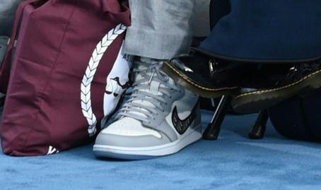 El misterio de los Jordan Dior en la toma de posesión de Biden: ¿quién los llevaba?
