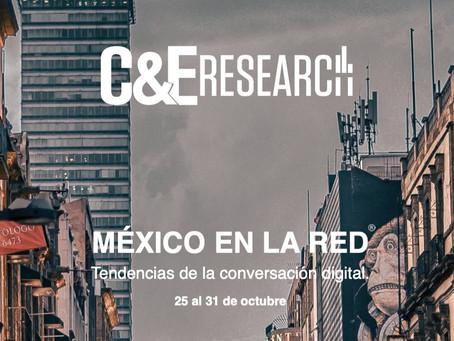 MÉXICO Y AMLO EN LA RED. 25 - 31 octubre 2020