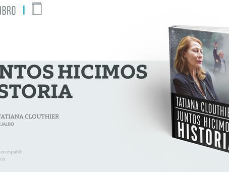 El Libro: Juntos hicimos historia.