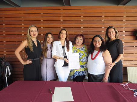 Mujeres en la Política, se constituyen en una asociación civil en México