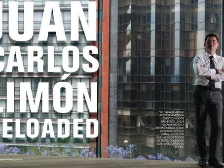 Juan Carlos Limón. Reloaded