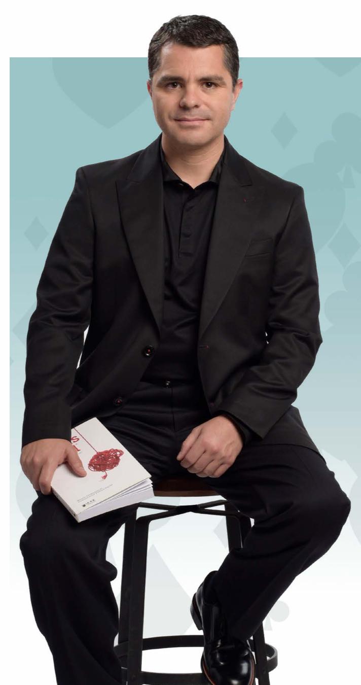 Marcelo García Almaguer. Autor de libro: Crisis Viral
